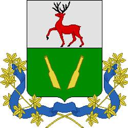 Герб Лукояновского района