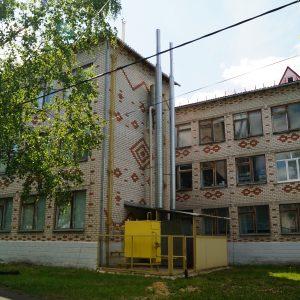 Газификация Ульяновской школы