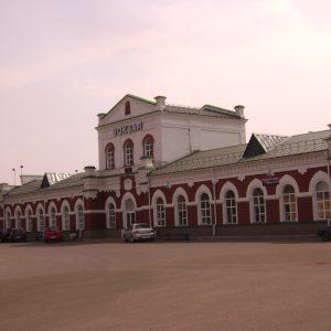 Ж-д вокзал