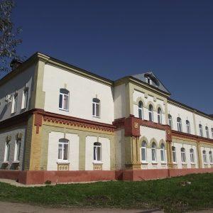 Отремонтированное детское отделение больницы