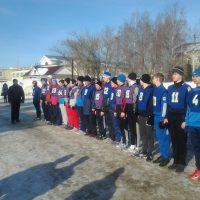 Ежегодный легкоатлетический пробег «Лукоянов – р.п. им. Ст. Разина»
