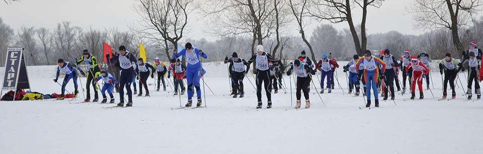 Соревнования по лыжным гонкам ХХ-й «Кубок города Лукоянова» и II-й «Кубок города Лукоянова по рыбной ловле».
