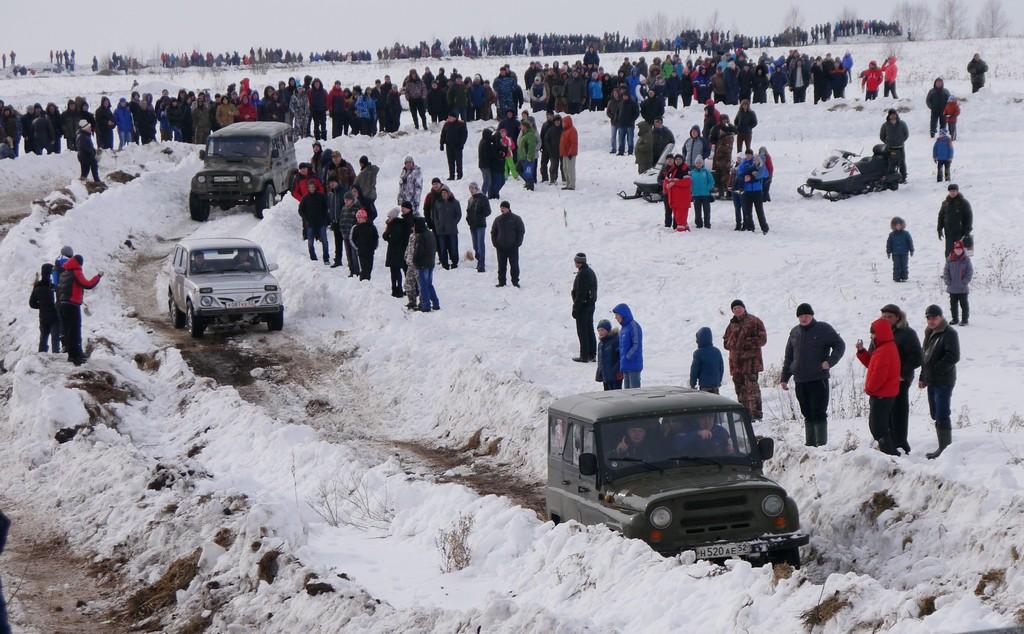 Гонки «Пруд Казенный» 2015 год.