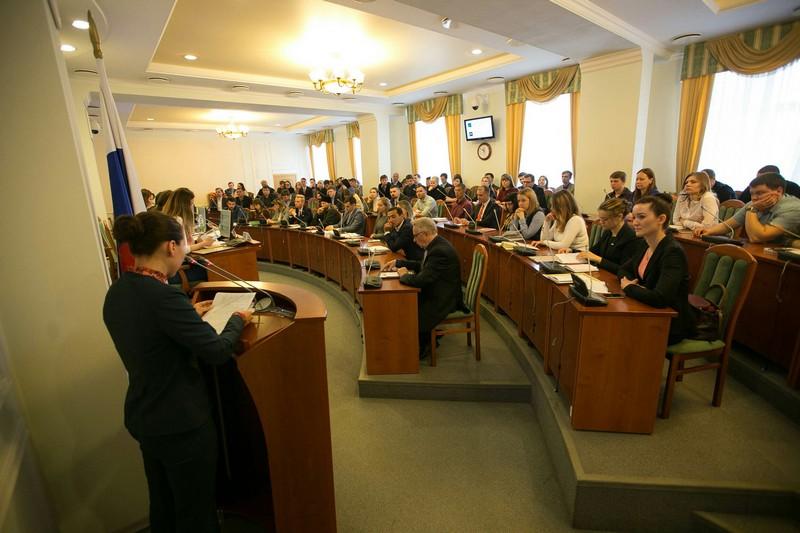 Итоги работы Молодежного парламента при Законодательном собрании Нижегородской области за 2015-2017